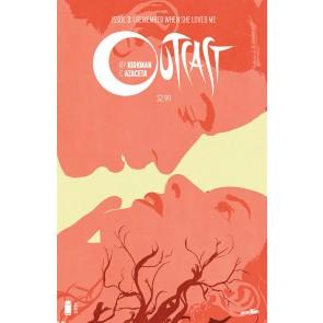 Outcast by Kirkman & Azaceta (2014) #3 VF/NM Image Comics