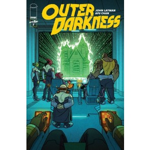Outer Darkness (2018) #7 VF/NM Image Comics