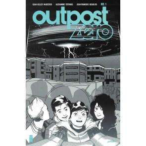 Outpost Zero (2018) #1 VF/NM Ashcan Promo Image Comics