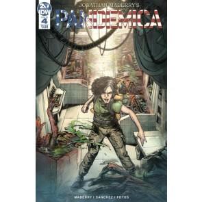 Pandemica (2019) #4 VF/NM IDW