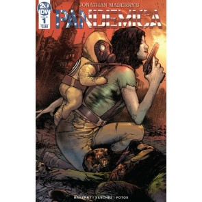 Pandemica (2019) #1 VF/NM Jonathan Maberry