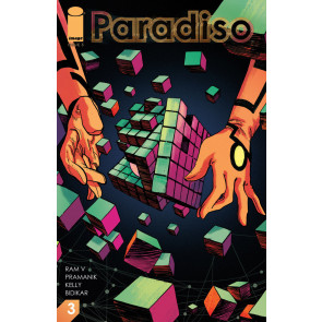 Paradiso (2018) #3 VF/NM Image Comics