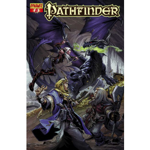 PATHFINDER #8 VF/NM COVER A DYNAMITE