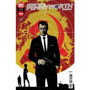 Pennyworth (2021) #1 of 7 VF/NM Jorge Fornés Cover Batman