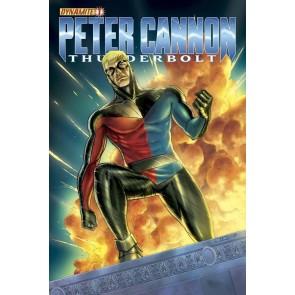 PETER CANNON THUNDERBOLT #1 NM JOHN CASSADAY COVER  DYNAMITE