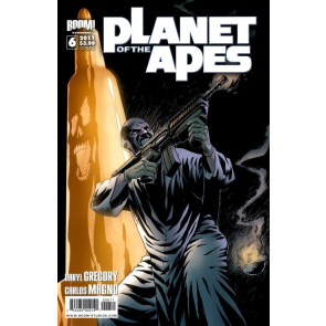 PLANET OF THE APES #6 VF/NM COVER B BOOM! STUDIOS