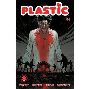 Plastic (2017) #4 VF/NM Andrew Robinson Cover Image Comics