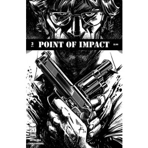 POINT OF IMPACT #3 OF 4 NM IMAGE COMICS