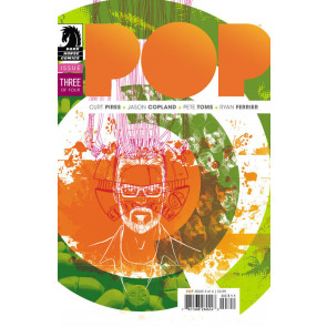 POP (2014) #3 OF 4 VF/NM DARK HORSE COMICS