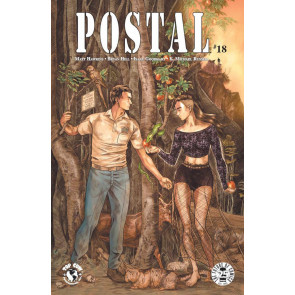 Postal (2015) #18 VF/NM Image Comics