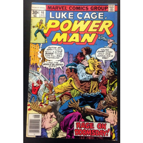 Power Man (1974) #46 VF (8.0) Luke Cage Hero for Hire