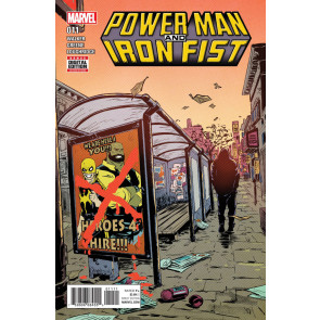 Power Man and Iron Fist (2016) #11 VF/NM