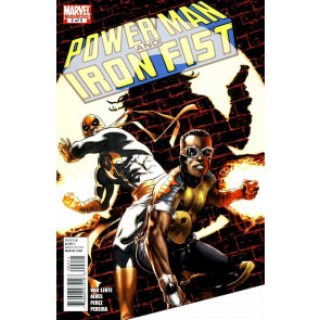 Power Man and Iron Fist (2011) #'s 1 2 3 4 5 Complete VF/NM Set