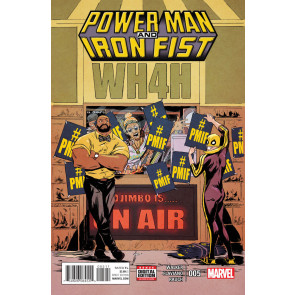 Power Man and Iron Fist (2016) #5 VF/NM