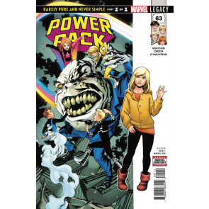 Power Pack (2017) #63 VF/NM Legacy