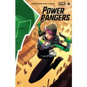 Power Rangers (2020) #6 VF/NM Matteo Scalera Cover Boom! Studios