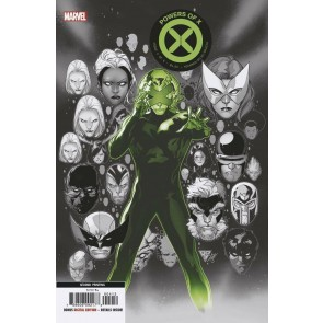 Powers of X (2019) #4 of 6 VF+ 2nd Printing Variant Cover
