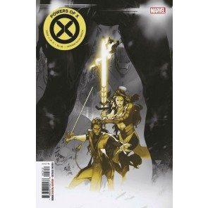 Powers of X (2019) #3 of 6 VF+ 2nd Printing Variant Cover