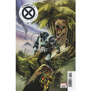 Powers of X (2019) #5 VF/NM-NM Mike Huddleston 1:10 Variant Cover