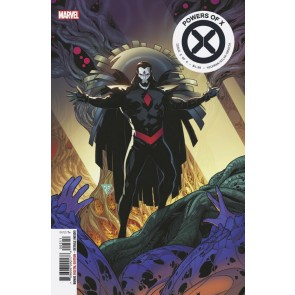 Powers of X (2019) #5 VF/NM-NM R. B. Silva Mr Sinister Cover