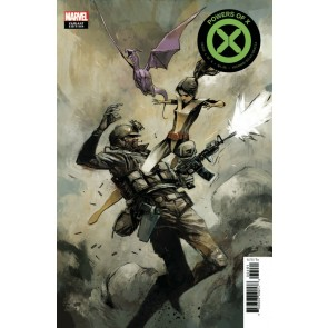 Powers of X (2019) #4 VF/NM-NM Mike Huddleston 1:10 Variant Cover