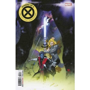 Powers of X (2019) #3 of 6 VF/NM Secret Nightcrawler Magik Secret Variant Cover
