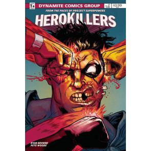 Project Superpowers: Hero Killers (2017) #2 VF/NM Dynamite
