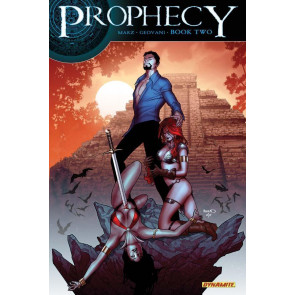 PROPHECY (2012) #2 NM VAMPIRELLA RED SONJA DYNAMITE
