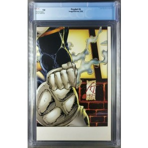 PROPHET #5 IMAGE CGC 9.8 WHITE 1ST STEPHEN PLATT ART AFTER MOON KNIGHT 55-60|