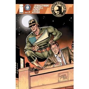 PROTECTORS INC (2013) #9 VF/NM COVER A IMAGE COMICS