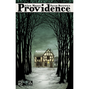 Providence (2015) #5 VF/NM Alan Moore Regular Cover Avatar