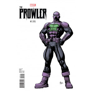 Prowler (2016) #1 VF/NM Mike Deodato Teaser Variant Cover
