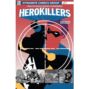 Project Superpowers: Hero Killers (2017) #4 VF/NM Dynamite
