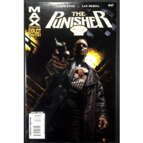 Punisher (2004) #47 VF+ (8.5) part 5 of 7 of Widow Maker storyline