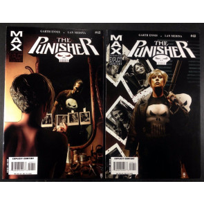 Punisher (2004) 43 44 45 46 47 48 49  NM (9.4) complete Widow Maker set Ennis