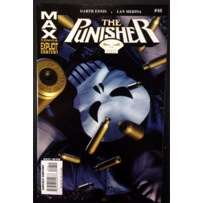 Punisher (2004) #46 VF+ (8.5) part 4 of 7 of Widow Maker storyline