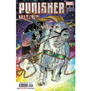 Punisher Kill Krew (2019) #2 VF/NM Tony Moore Cover