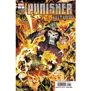 Punisher Kill Krew (2019) #1 VF/NM Tony Moore Cover
