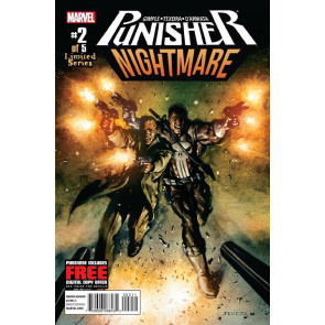PUNISHER: NIGHTMARE #2 OF 5 NM TEXEIRA