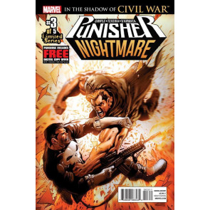PUNISHER: NIGHTMARE #3 OF 5 NM TEXEIRA