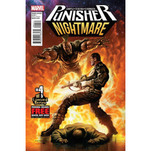 PUNISHER: NIGHTMARE #4 OF 5 NM TEXEIRA