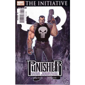PUNISHER WAR JOURNAL #7 NM INITIATIVE TIE-IN