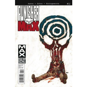 PUNISHERMAX #11 NM BULLSEYE