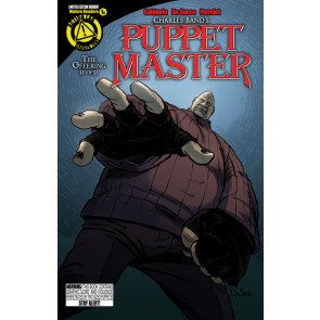 PUPPET MASTER (2015) #1 VF+ - VF/NM PINHEAD COVER ACTION LABS