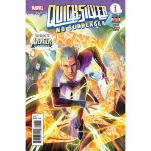 Quicksilver: No Surrender (2018) #1 VF/NM Avengers