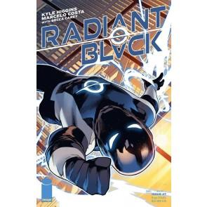 Radiant Black (2021) #7 VF/NM Felipe Watanabe Variant Cover Image Comics