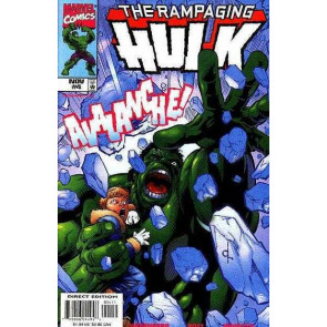 RAMPAGING HULK (1998) #4 VF+ - VF/NM