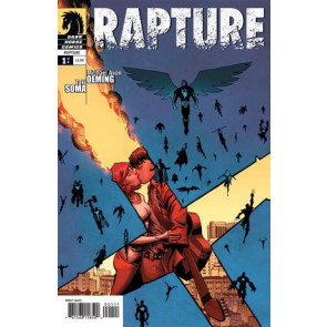 RAPTURE #1 NM MICHAEL AVON OEMING DARK HORSE