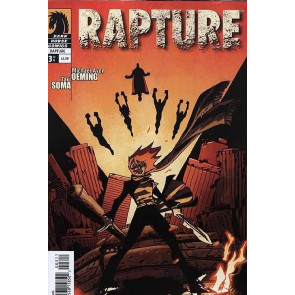 RAPTURE #3 OF 6 NM MICHAEL AVON OEMING COVER & ART