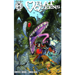 Rat Queens (2017) #2 VF/NM 1st Printing Image Comics